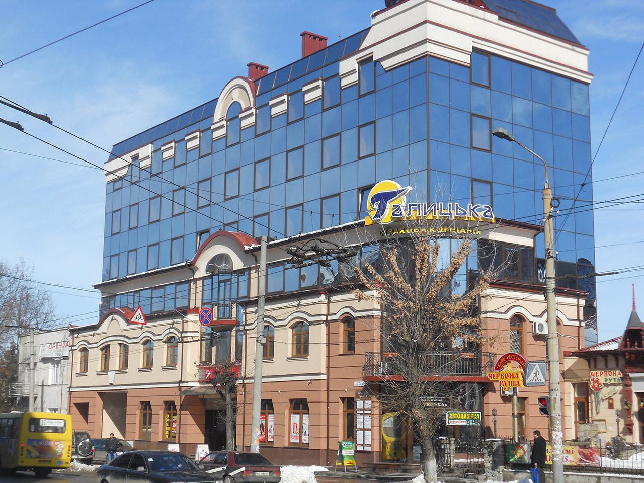 фасад компаниии структурная краска