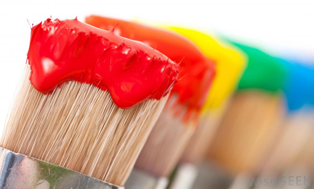 5 переваг латексної фарби